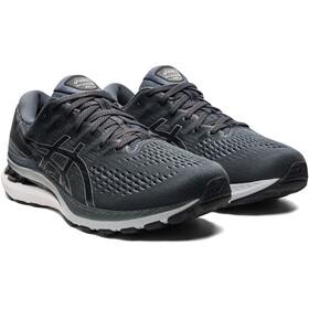 asics Gel-Kayano 28 Shoes Men, grijs/zwart